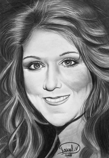 Céline Dion by pascalou35